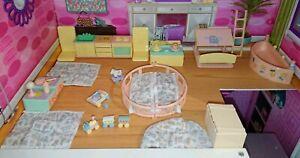 CHABEL-MELLIZOS-vintage-90s-odd-bundle-set-nursery-baby-playroom