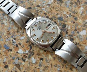 Vintage-Seiko-5-23-Jewels-Automatic-5126-7000-September-1968-JDM-Rare-Dial-Kanji