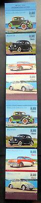 """Aland p0658 Gut Verkaufen Auf Der Ganzen Welt KüHn 2005 Markenheftchen 13 """"klassische Automobile"""" Postfrisch"""