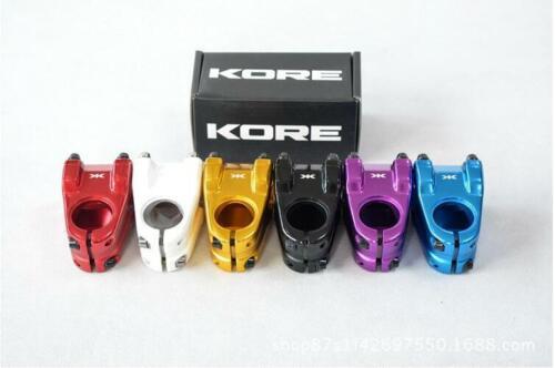 KORE RIVERA Mountain Road Bike Stems Short Handlebar Stem Fit AM/FR/DH/DJ Bikes