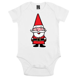 27016fce8 Image is loading CUTE-SANTA-CLAUS-GNOME-BABY-BOYS-FATHER-CHRISTMAS-