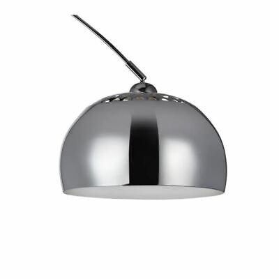 Lampadaire Big arc tube chrome uniquement réflecteur XL | eBay