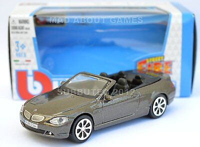 BMW 645 CI CABRIO 1:43 Car NEW Model Diecast Models Cars Die Cast  Miniature