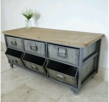 Industrial Unit With Drawers