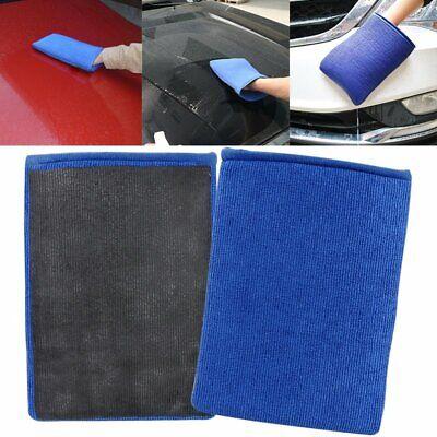 Waschhandschuh Auto Felgenhandschuh Handschuh Mikrofaserhandschuh Mikrofaser NEU