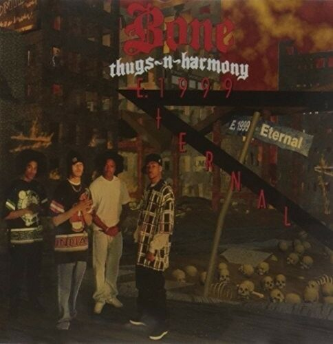 1 of 1 - Bone Thugs N Harmony - E 1999 Eternal [New CD] France - Import