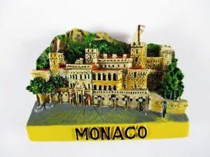 Aimant Monaco Moulés, Souvenir France France, Neuf. *-enir Frankreich France,neu.*fr-fr Afficher Le Titre D'origine