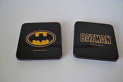 2 Stück Batman Dosen Etui Blech RARE