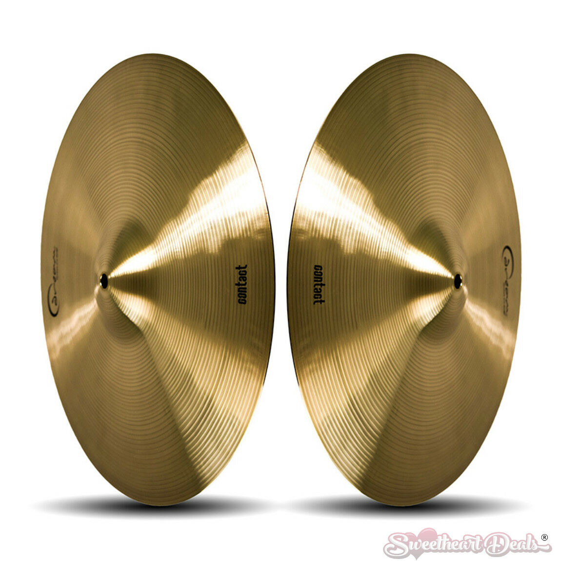 Dream Cymbals Contact Orchestral Pair 16