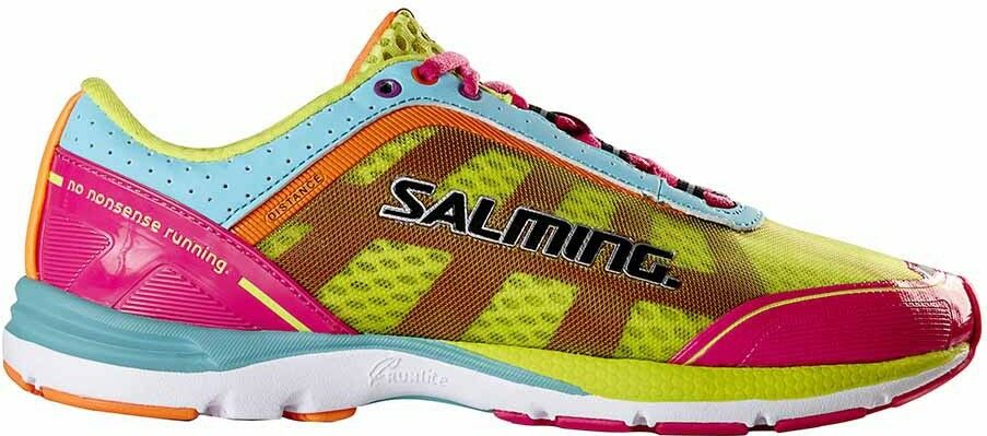 Salming Cushioned Distance Womens Running Trainers Comfortable Run shoes Ladies