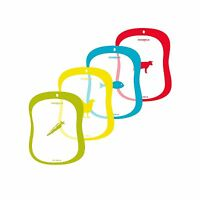 Casabella Silicone Cutting Board Multicolor Set Of 4 Free Shipping