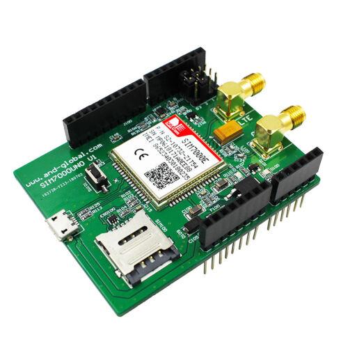 1set SIM7000E kit for UNO eMTC NB-IoT Shield development board LTE NB KIT Europe