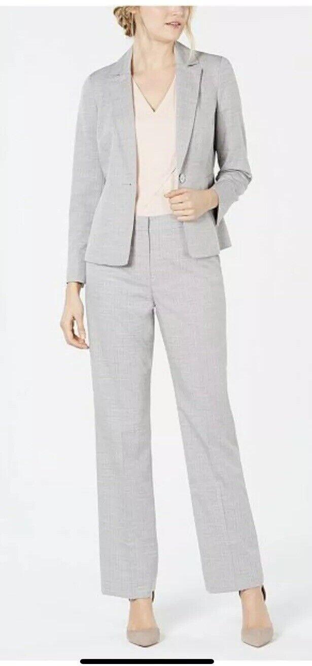 Lesuit Hose Anzug   Größe 22w  Hellgrey  Schrittlänge 32    Neu mit Etikett
