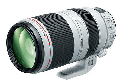 Canon EF 100-400mm F4.5-5.6L IS II USM 9524B002 Tear in Box