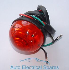 L760-Lucas-type-rear-brake-tail-lamp-light-unit-RED-for-LAND-ROVER