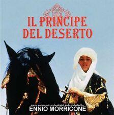 IL PRINCIPE DEL DESERTO - COMPLETE SCORE - LIMITED 500 - ENNIO MORRICONE