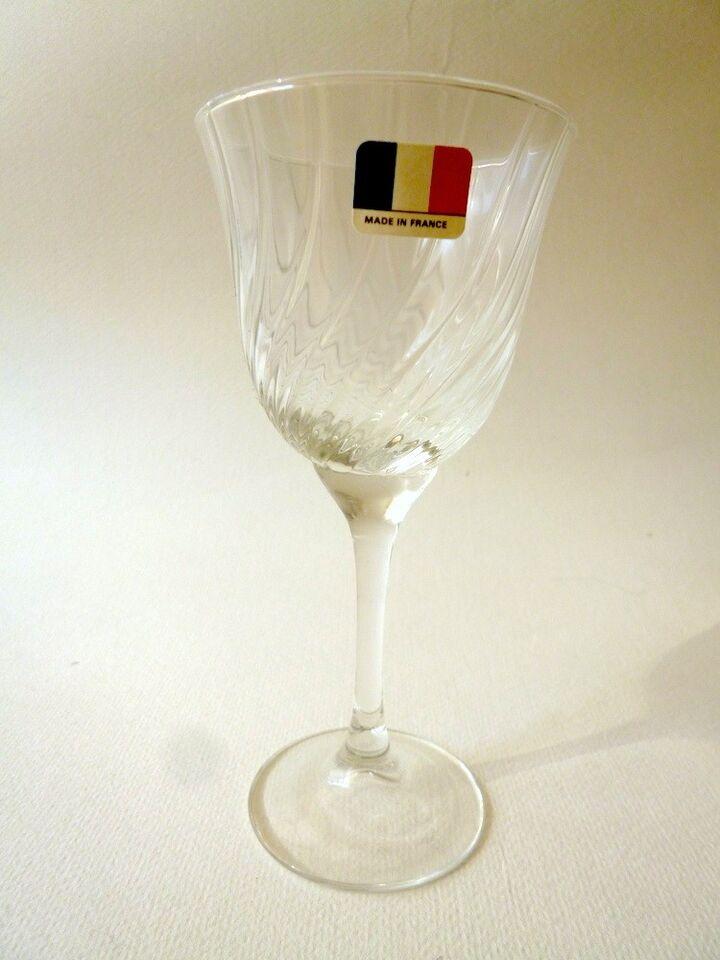 Glas, 5 stk. portvinglas, vinglas