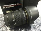 Sigma EX DC OS HSM 17-50mm f/2.8 Lens For Canon