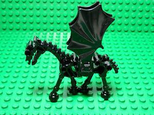 Castle Skeleton LEGO® Harry Potter Thestral Flying Hose Skeletal Horse