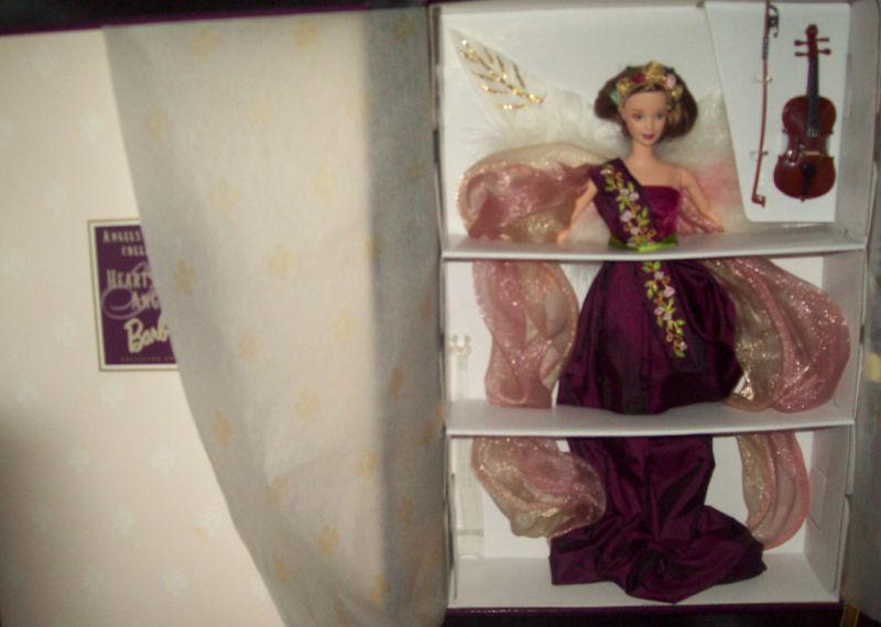 1998 heartstring Angel Barbie 2da Ángel De La Música