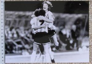 Mondiali 1990 - Argentina URSS: Gioia dopo il gol dell'Argentina