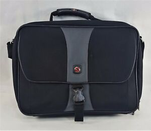 Image Is Loading Wenger Swiss Army Laptop Gear Computer Bag