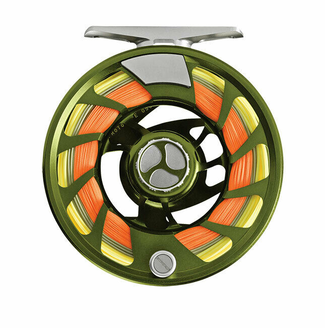 Orvis Mirage Luz Tamaño I (1-3 Wt) Color Olvie