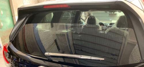 For Subaru Forester SK 2018 2019 Chrome Rear Wiper Window Wiper Blade Cover Trim
