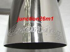 Scorpion Mini Cooper R56 Back Box Rear Silencer Exhaust Stainless Steel MK2 1.6