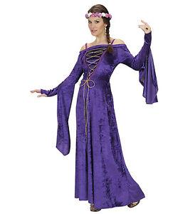 Fair-DONCELLA-Disfraz-medieval-mujer-MUJER-Cuentos-Medio-Edad