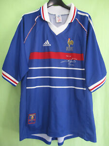 adidas maillot france 1998