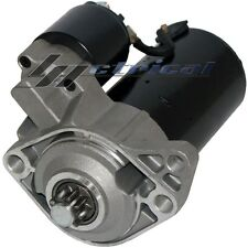 100% NEW STARTER FOR VW TDI AUTOMATIC/TRANS. HIGH TORQUE 2KW *ONE YEAR WARRANTY