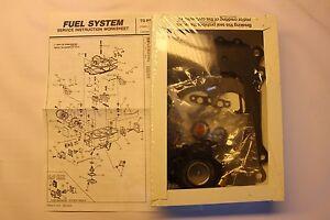 Ford-Autolite-4100-4-V-Vergaser-Uberholkit-V8-260-289-302-351