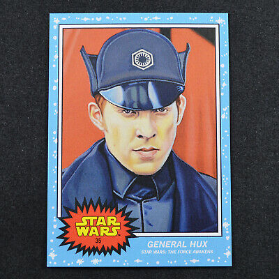 Topps Star Wars Living Set Han Solo new limited edition no 21 card