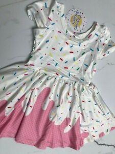 Charlie/'s Project CLOSEOUT FINAL SALE Floral Bird Navy 6-12M,12-24M Hugs Dress