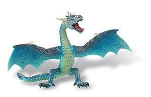 Bullyland-75592-Dragon-Volant-Turquoise-16-cm-Fantaisie
