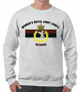 Women/'s Royal Army Corps WRAC T Shirt