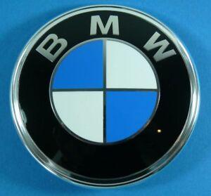 GéNéReuse Original Emblème Bmw Pour Coffre De Voiture Bmw 3er E30/5er E28/z3 M-roadster Remises Vente