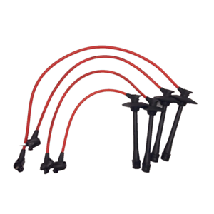 Spark Plug Wires Set Ignition Cable  For Toyota Camry Celica RAV4 1992-1999 2.2L