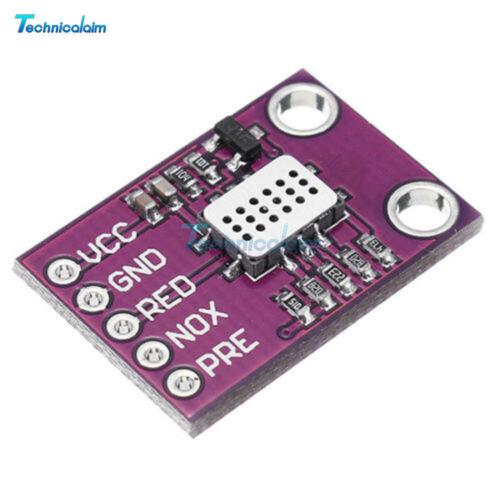 MICS-4514 Carbon Monoxide Nitrogen Oxygen Sensor CO//NO2//H2//NH3//CH4 Module