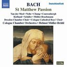 Bach: St Matthew Passion (CD, Feb-2006, 3 Discs, Naxos (Distributor))