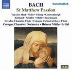 Bach: St Matthew Passion (CD, Feb-2006, 3 Discs, Naxos (Distributor))