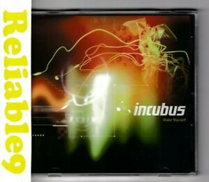 Incubus-Make-yourself-CD-Original-picture-disc-1999-Sony-Made-in-Australia