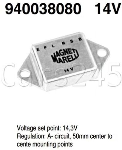 Lichtmaschinenregler Spannungsregler Regler ISUZU NISSAN14V 940038080