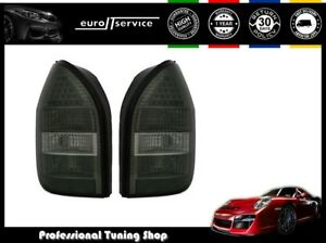 SET FEUX ARRIERE ENSEMBLE LED VT63 OPEL ZAFIRA A 1999 2000 2001 2002-2005 SMOKE