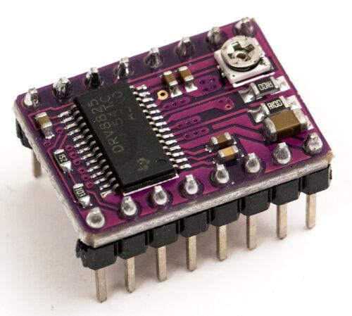 DRV8825 Stepper Motor Driver 3D Printer RAMPS StepStick Module with heat sink