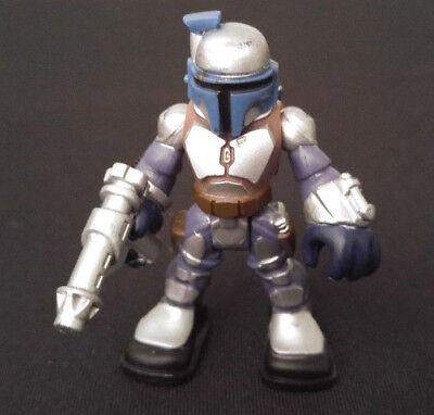 31 Kinds Playskool Star Wars Galactic Heroes Figures JANGO FETT Droid Kit Fisto