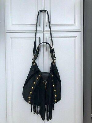 994c05efc777 Gucci Babouska Black Leather Python Shoulder Bag-RARE | eBay