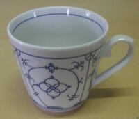 Winterling Porzellan Indisch Blau, Kaffee-obertasse, Kaffeetasse