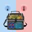 Étanche Thermique Bento Cooler fourre-tout pour hommes et femmes, Kato Isolé Déjeuner Sac